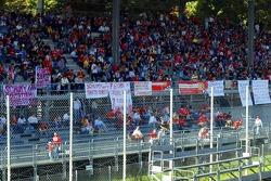 Ferrari fans banners