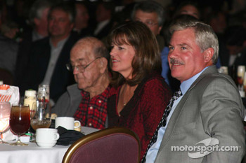 Bob, Kim and Terry Labonte