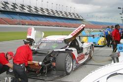 #23 Alex Job Racing/ Emory Motorsports Porsche Crawford: Patrick Long