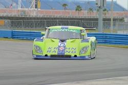 #75 Krohn Racing Pontiac Riley: Tracy Krohn, Nic Jonsson