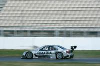 DTM-Test von Valentino Rossi