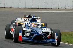Nicolas Lapierre battle with Niko Hulkenberg