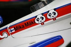 Car of Mika Maki