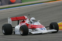 Thoroughbred GP race: S. Hartley, Arrows A6-2