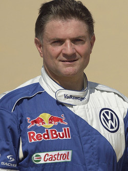 Volkswagen Motorsport presentation in Dubai: Michel Perin