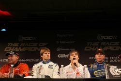 Armin Schwarz, Marcus Gronholm, Sébastien Loeb, Travis Pastrana