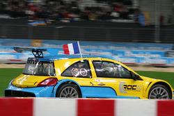 Semi final: Sébastien Bourdais