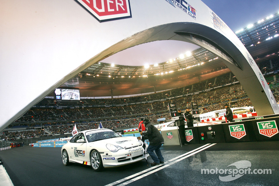Eight final: Yvan Muller and Sébastien Bourdais
