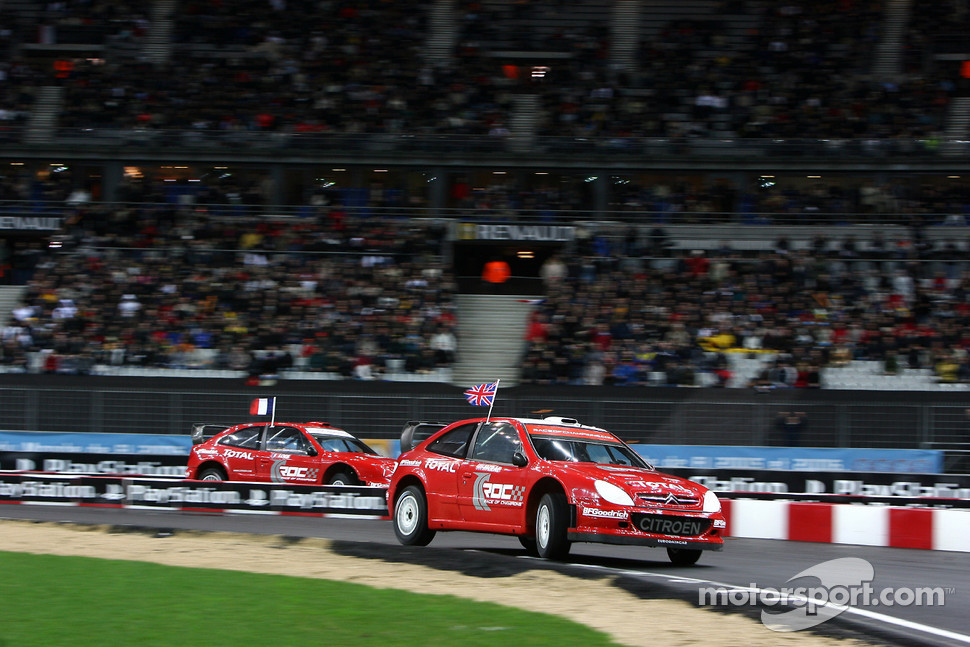 Final 2: Colin McRae and Sébastien Loeb