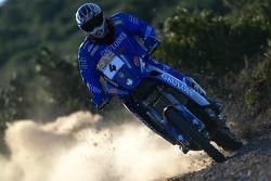 Team Rally Gauloises KTM: Isidre Esteve Pujol