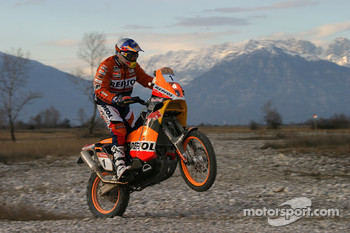Team Rally Repsol KTM: Marc Coma