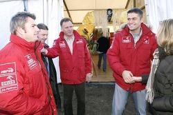 Orlen Team: Jean-Marc Fortin and Krzysztof Holowczyc