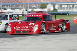 #99 Gainsco/ Bob Stallings Racing Pontiac Riley: Alex Gurney, Jon Fogarty, Bob Stallings, Jimmy Vasser