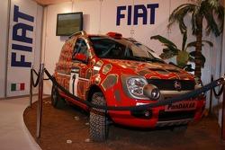 FIAT Panda, Rally Dakar 2007