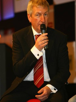 Richard Dutton, Fortec Motorsport, Managing Director
