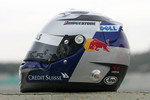 Helmet of Sebastian Vettel