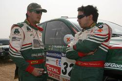 Paulo Nobre and Filipe Palmeiro