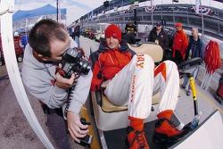 Undue attention for Romain Dumas