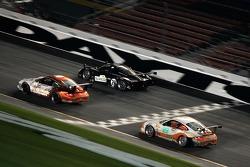 #83 Synergy Racing Porsche GT3 Cup: David Gaylord, Don Pickering, Hal Hilton, Ben McCrackin, #20 Howard Motorsports Pontiac Crawford: Andy Wallace, Butch Leitzinger, Tony Stewart, #22 Alegra Motorsports/ Fiorano Racing Porsche GT3 Cup: Carlos de Quesada,