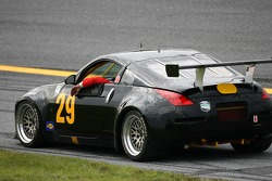 #29 Extreme Motorsports Group Nissan 350Z: Anthony Puleo, Squeak Kennedy, Ray Webb stopped on the track