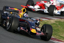 David Coulthard and Franck Montagny