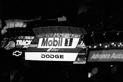 Detail of the Alltel Dodge
