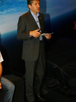 Nick Fry, Honda Racing F1 Team, Chief Executive Officer