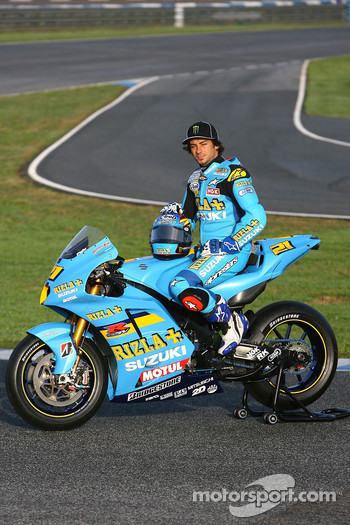 Rizla Suzuki: John Hopkins
