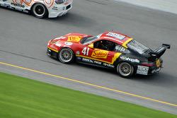 #41 Team Sahlen Porsche GT3 Cup: Robb Brent, Tom Malloy, Jim Michaelian, Bob Michaelian, Ernie Becker