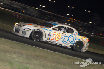 #70 SpeedSource Mazda RX-8: David Haskell, Sylvain Tremblay, Nick Ham, Randy Pobst