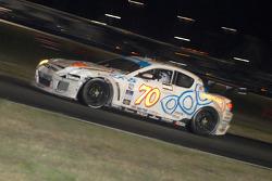 #70 SpeedSource Mazda RX-8: David Haskell, Sylvain Tremblay, Nick Ham, Randy Pobst