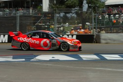 Craig Lowndes was off the pace