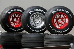 Bridgestone F1 Tyres