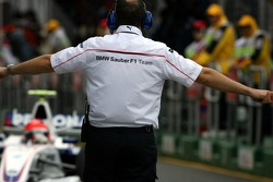 BMW Sauber F1 Team, Personnel