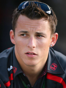 Christian Klien, Test Driver, Honda Racing F1 Team
