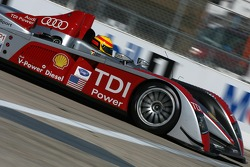 #2 Audi Sport North America Audi R10 TDI Power: Emanuele Pirro, Marco Werner, Frank Biela