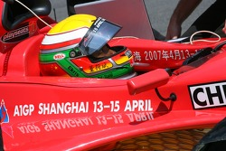 Ho-Ping Tung, Driver of A1Team China