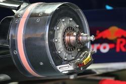 Toro Rosso technical front brake disc