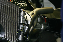 Williams technical exhaust