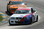 #28 Fall-Line Motorsports BMW M3: Steve Jenkins, Nick Ham