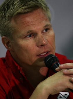 Thursday press conference: Mika Salo