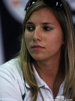 Thursday press conference: Simona De Silvestro