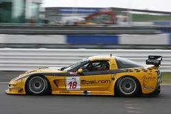 #18 SRT Corvette C5R: Tom Cloet, Pertti Kuismanen