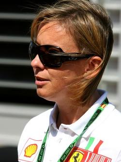 Sabine Kehm, Michael Schumacher's personal press officer
