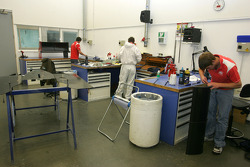 Composites Assembly Department
