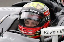 Gabby Chaves, Bryan Herta Autosport Honda