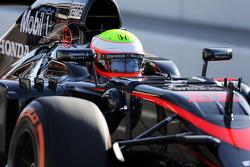 Oliver Turvey, McLaren MP4-30 Test Driver