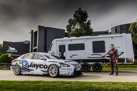 Todd Kelly Nissan livery unveil