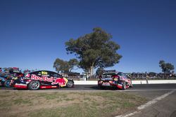 Craig Lowndes, Triple Eight Race Engineering Holden and Jamie Whincup, Triple Eight Race Engineering Holden