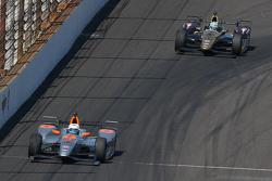 James Jakes, Schmidt Peterson Motorsports and Ryan Briscoe, Schmidt Peterson Motorsports Honda